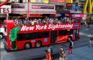 Tour en bus du centre ville de Manhattan