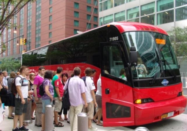 Visite express de Brooklyn en bus - New York -
