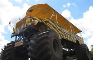 Monster Truck Tour through the Region's Citrus Groves