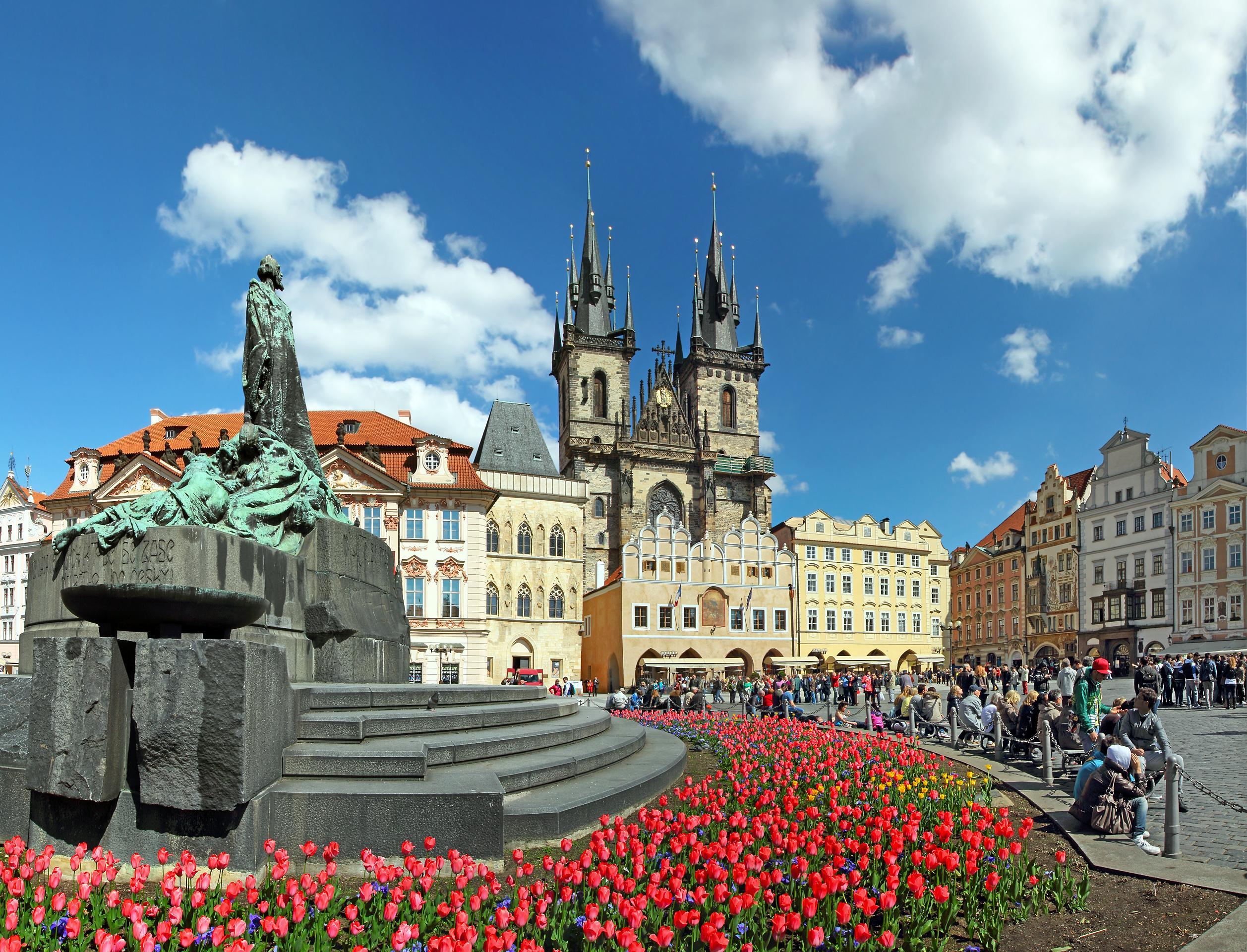 ,Bus turístico ,Recorrido a pie y bus,Tour por Praga,Otros tours