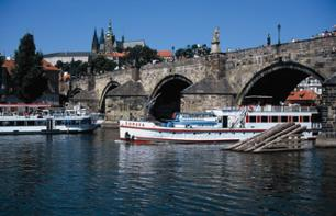 Lunch cruise on the Vltava - Multiple languages