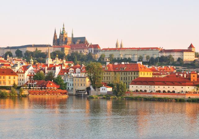 Tickets, museos, atracciones,Entradas para evitar colas,Entradas a atracciones principales,Castillo de Praga,Visita guiada