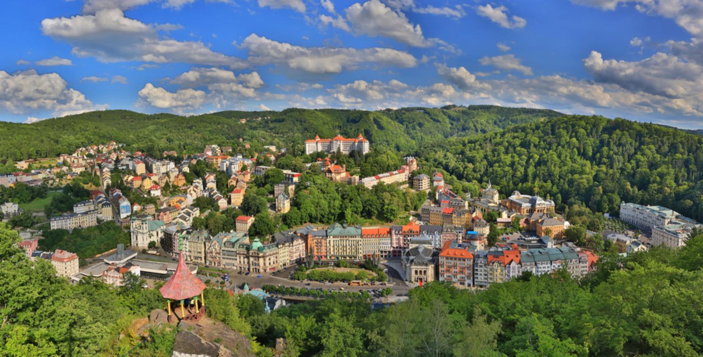Salir de la ciudad,Excursión a Karlovy Vary