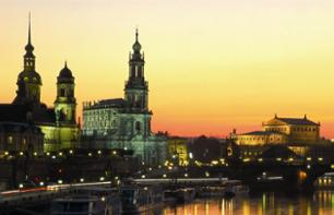 Guided tour of Dresden - leaving from Prague