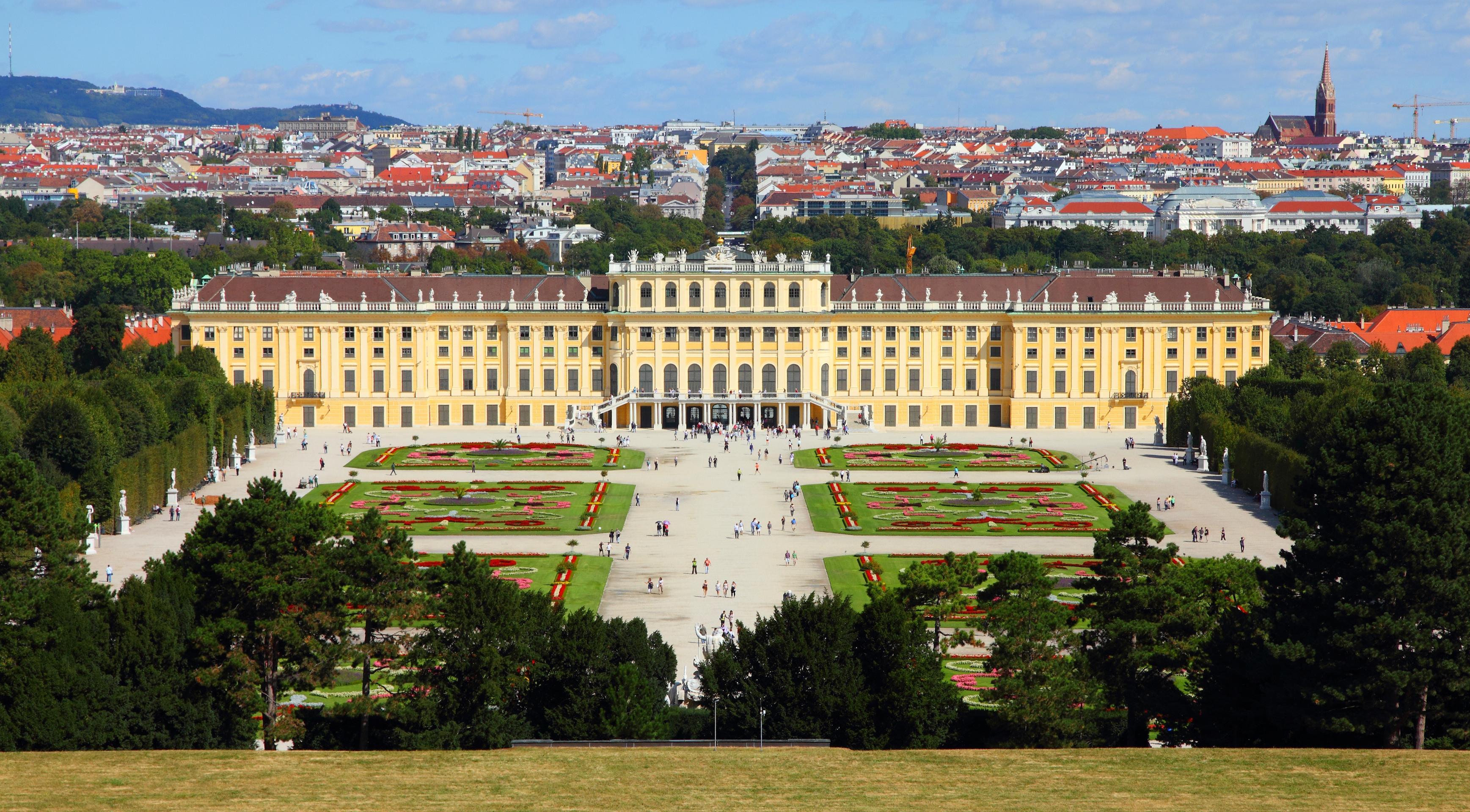 Salir de la ciudad,Excursión a Viena