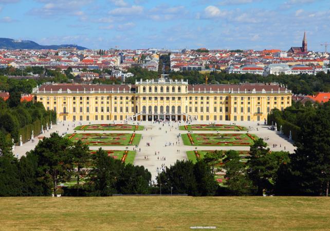 Viena Excursión De Un Día A Viena Saliendo Desde Praga