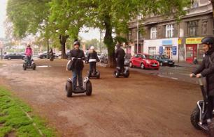 Visit Prague by Segway
