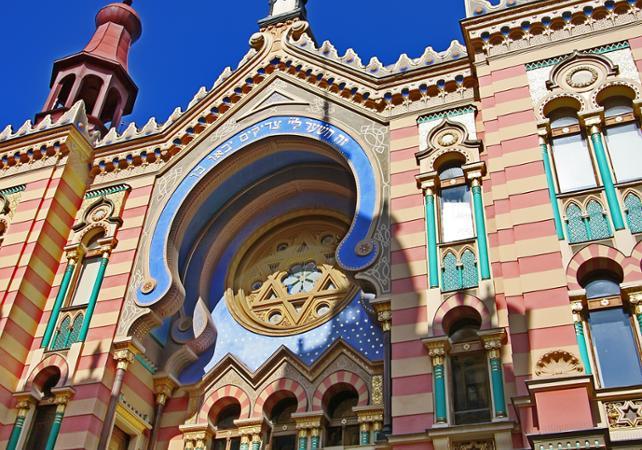 Ver la ciudad,Tours temáticos,Barrio Judío,Visita guiada