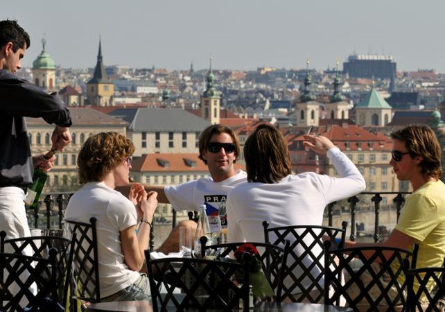Photo Tour de Prague : visite, déjeuner et croisière