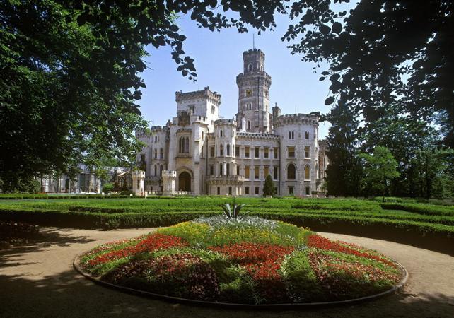 Excursion romantique 2 jours à Hluboka et visite de Cesky Krumlov et Ceske Budejovice - Prague -