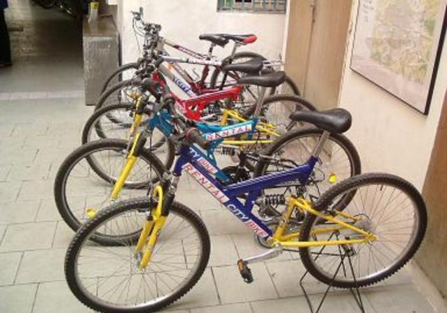 Photo Visite guidée de Prague en vélo
