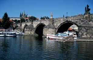 Cruise on the Vltava