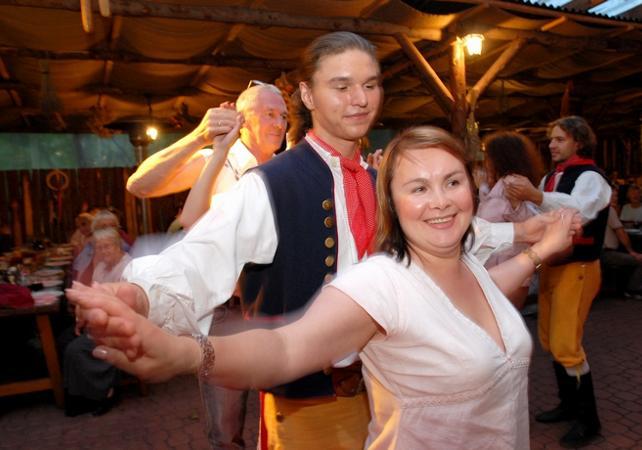 Photo Soirée traditionnelle tchèque - Dîner du Nouvel An