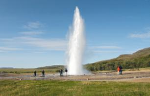 Express Trip to the Golden Circle - Þingvellir, Gullfoss and Geysir - Departure from Reykjavik