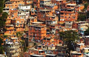 Jeep tour of a favela and Tijuca forest