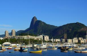 Cruise in Guanabara Bay with lunch
