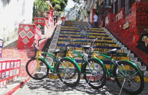 Rio by bike - Historic centre to Lapa