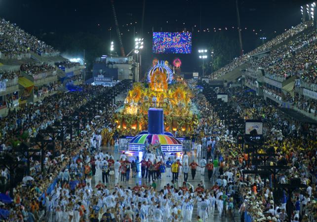 Billet Défilé du Carnaval de Rio - Rio De Janeiro -