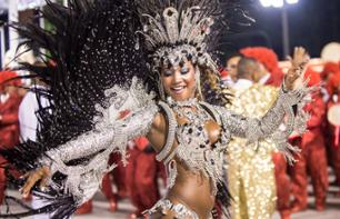 Rio Carnival Parade with Hotel Pick-up & Drop-off