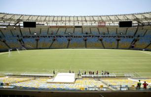 Guided Behind-the-scenes Tour of the Maracanã Stadium