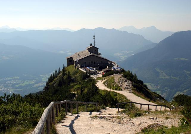 Excursion en Bavière au nid d'Aigle au départ de Salzbourg image 2