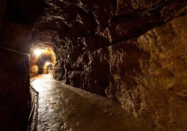 Visite guidée des mines de sel au départ de Salzbourg image 3