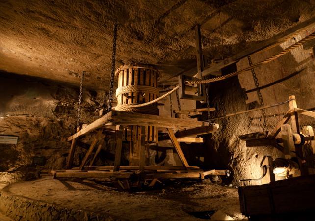 Visite guidée des mines de sel au départ de Salzbourg image 1