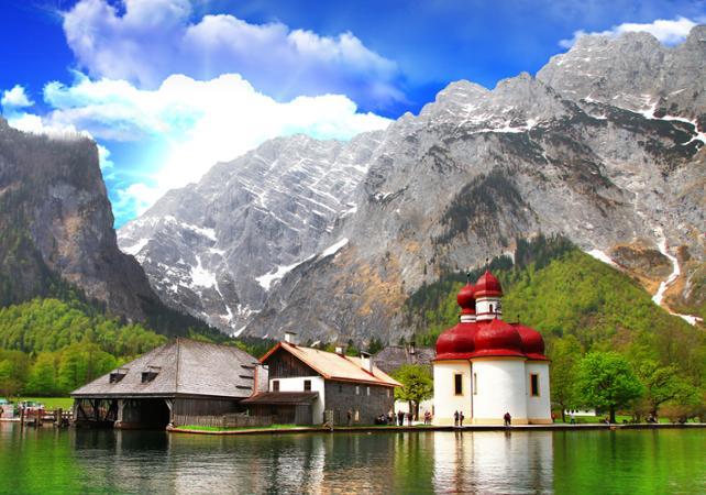 Excursion dans les alpes bavaroises au départ de Salzbourg image 1