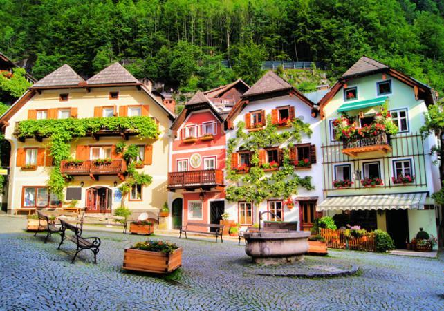 Excursion à Salzkammergut, la région des lacs et montagnes image 1