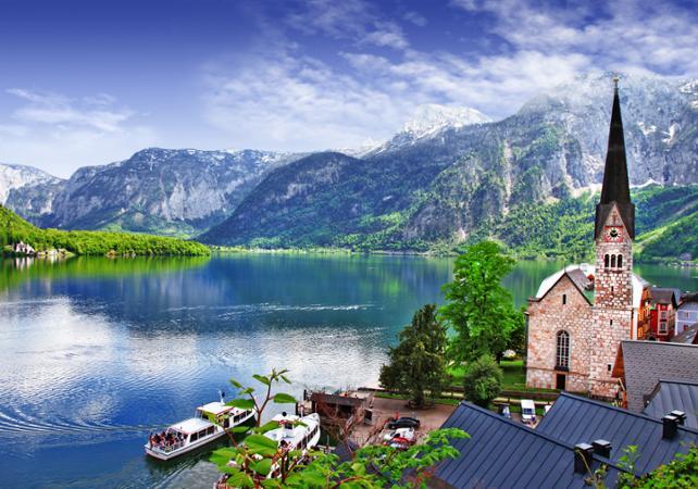 Excursion à Salzkammergut, la région des lacs et montagnes image 3