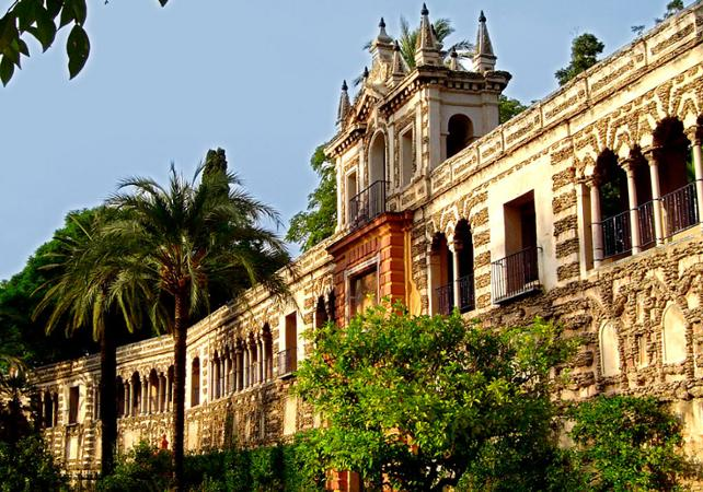 Tour guidé à pied du centre-ville de Séville - Séville -