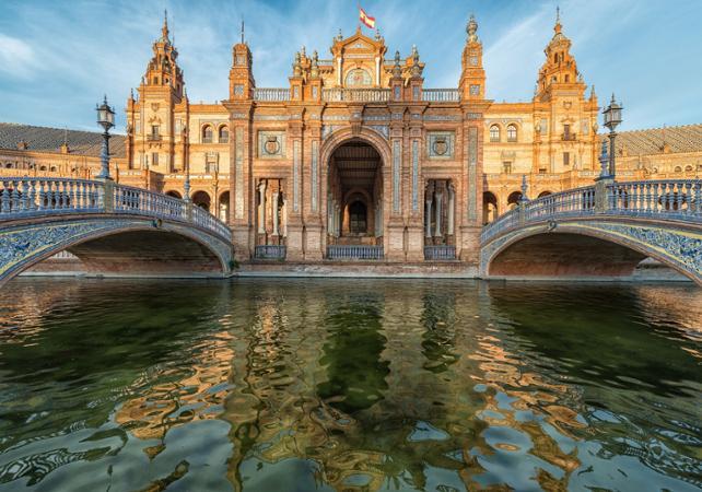 Tour classique de Séville en bus et à pied – Best of Séville - Séville -