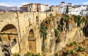 Excursion to Ronda and Visit to the Wine Museum – Leaving from Seville
