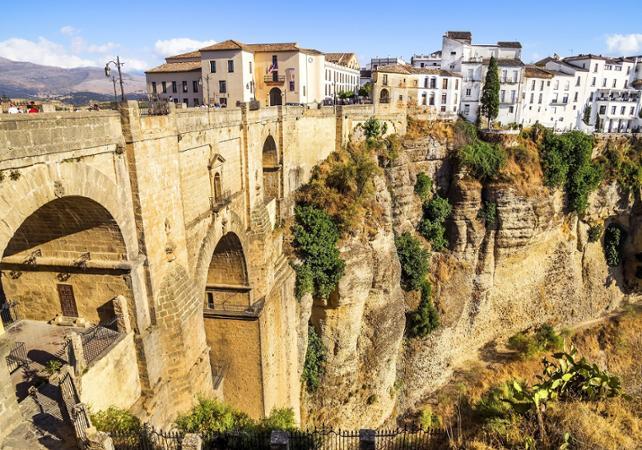 Excursion à Ronda et visite du musée du vin - au départ de Séville - Séville -