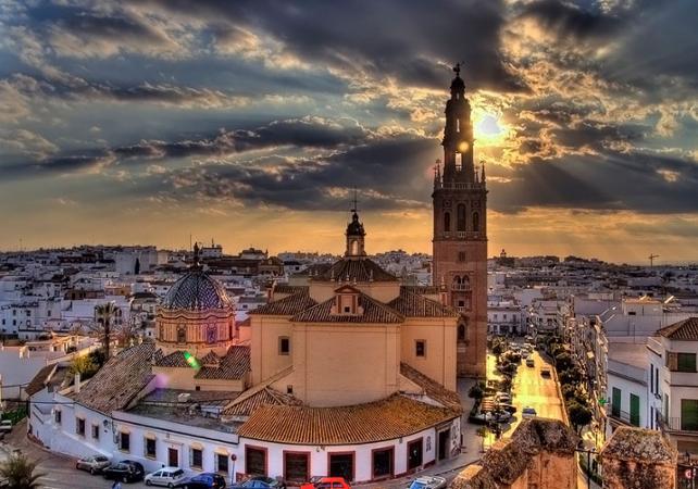Excursion dans la ville historique de Carmona - au départ de Séville - Séville -