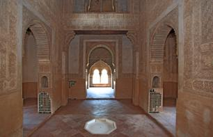 Guided Walking Tour of the Alhambra and 24-Hour GPS Audio Guide to Explore Granada