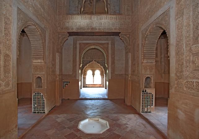 Visite guidée à pied de l'Alhambra et audioguide GPS 24h pour découvrir Grenade - Grenade -