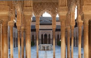 Guided Tour of the Alhambra and Aeroplane Flight over Granada