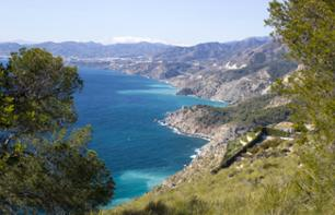 Guided Excursion to the Costa Tropical and the Caves of Nerja