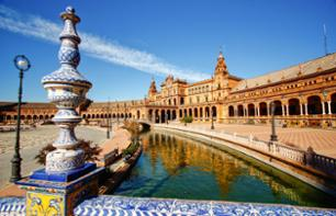 Guided excursion to Seville