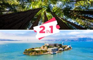 Billet Alcatraz + Excursion à Muir Woods & Sausalito - San Francisco