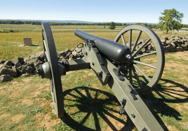 ,Excursion to Gettysburg