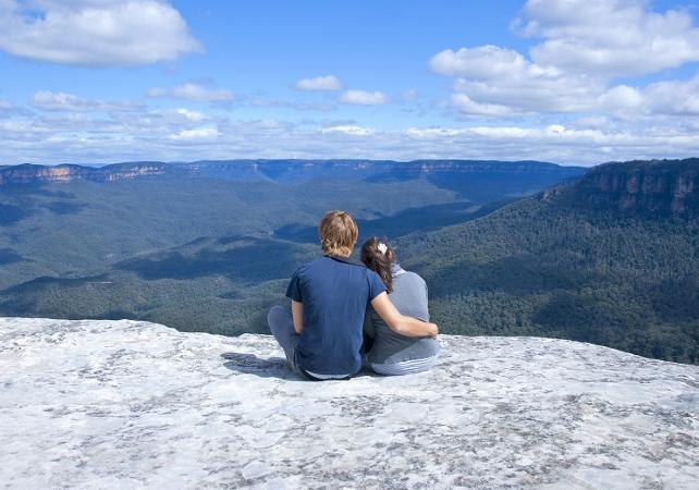Excursion dans les Blue Mountains et découverte des grottes de Jenolan - Au départ de Sydney image 4
