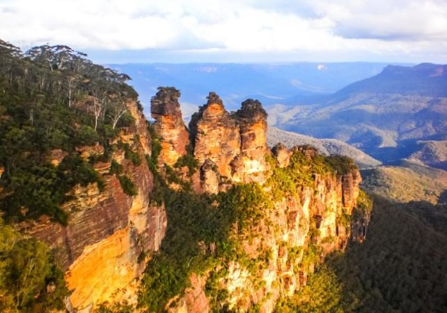Excursion dans les Blue Mountains et découverte des grottes de Jenolan - Au départ de Sydney image 5