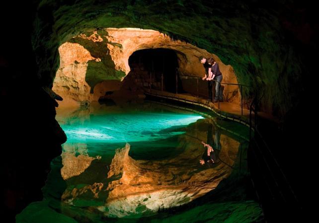 Excursion dans les Blue Mountains et découverte des grottes de Jenolan - Au départ de Sydney image 2