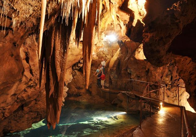 Excursion dans les Blue Mountains et découverte des grottes de Jenolan - Au départ de Sydney image 1