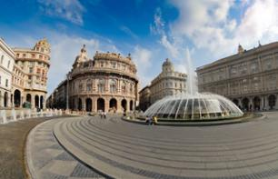 Guided Tour of the Palazzi dei Rolli in Genoa