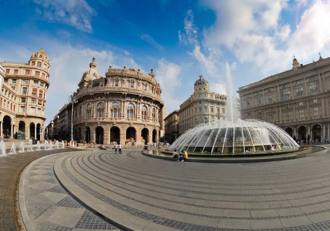 Photo Visite guidée des palais des Rolli de Gênes