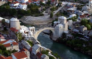 Trip to Mostar in Bosnia - in a small group - Departing from Makarska and its surrounding region