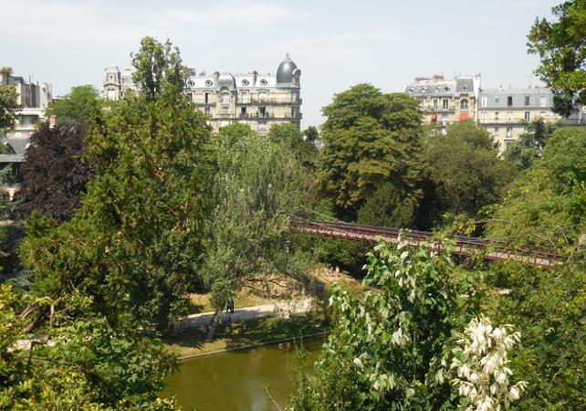 Promenade bucolique dans le 19ème arrondissement de Paris - Paris - Ceetiz
